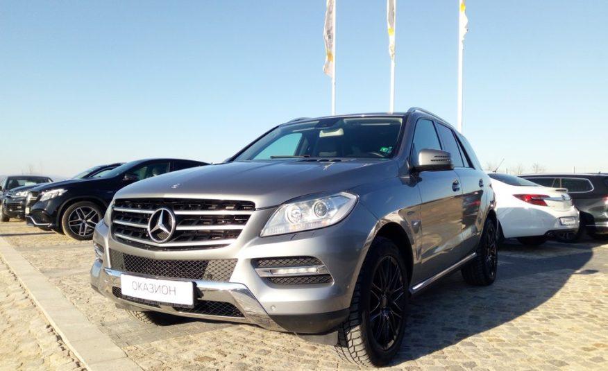 2012 Mercedes-benz ML 250DCI